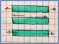 Disegno/schema delle forze