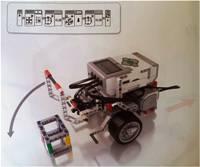foto robot lego mindstorm