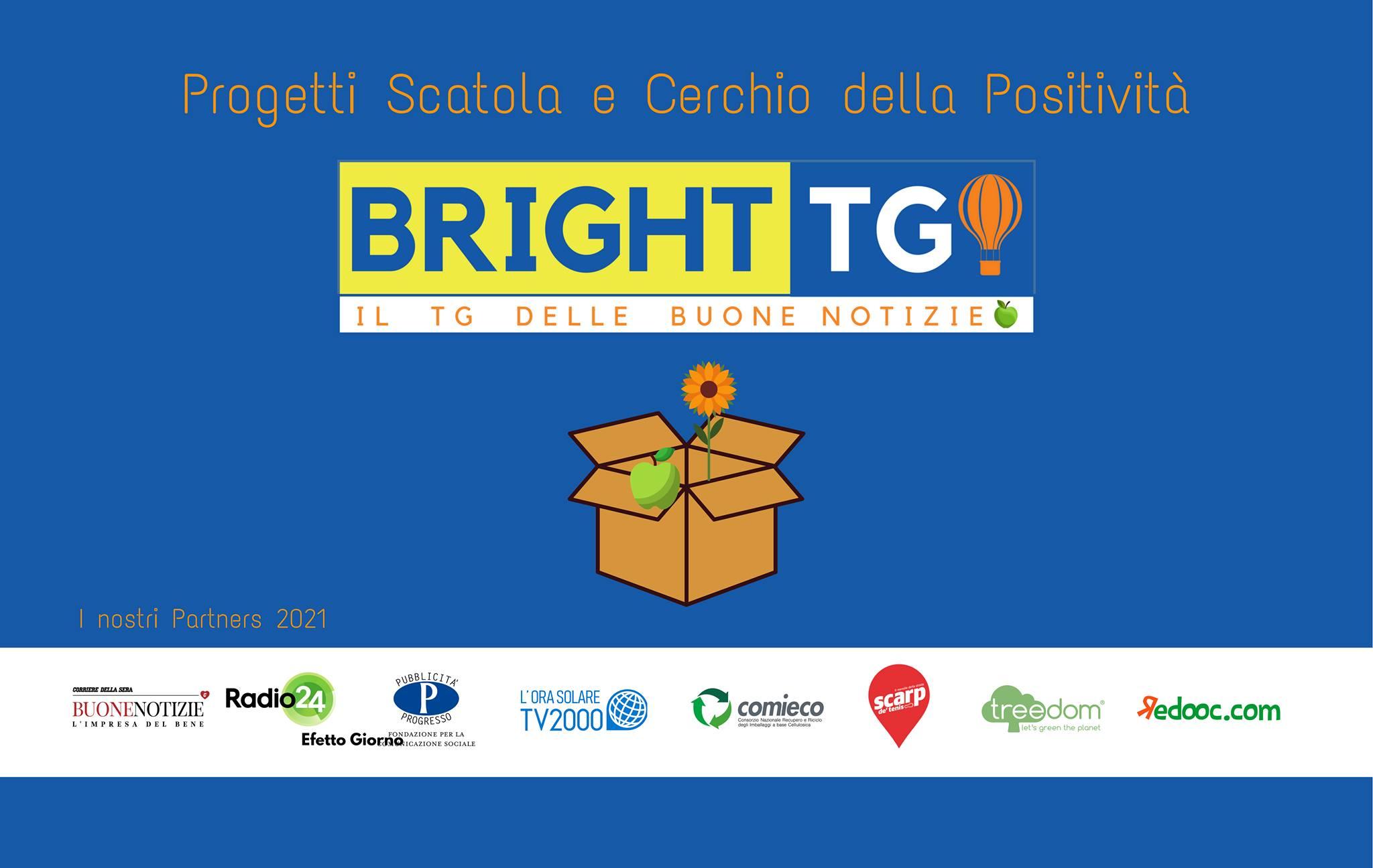 immagine home progetto  THE BRIGHT SIDE