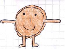 disegno pancake