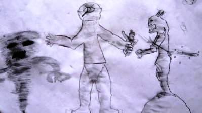 disegno personaggi mitologici