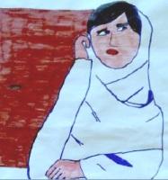 disegno Malala