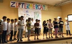 foto bambini che recitano